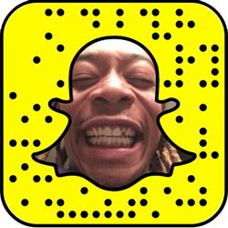 Wiz Khalifa Snapchat username