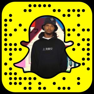 Xavier Wulf Snapchat username