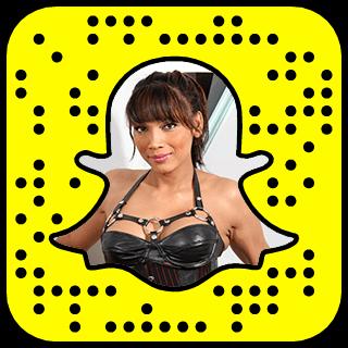 Yasmin Lee Snapchat username