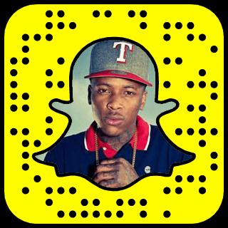 YG Snapchat username