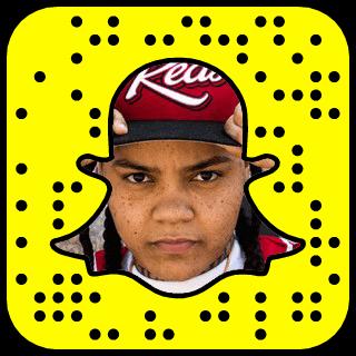 Young Ma Snapchat username