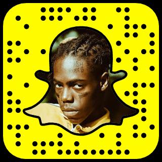 Yung Bans Snapchat username