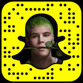 Yung Lean Snapchat username