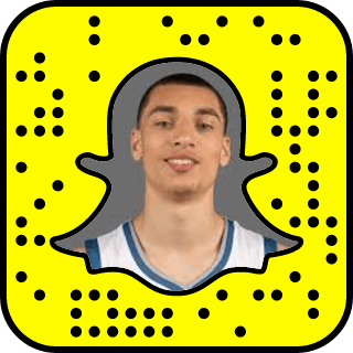 Zach Lavine Snapchat username