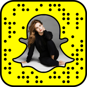 Zoey Deutch Snapchat username