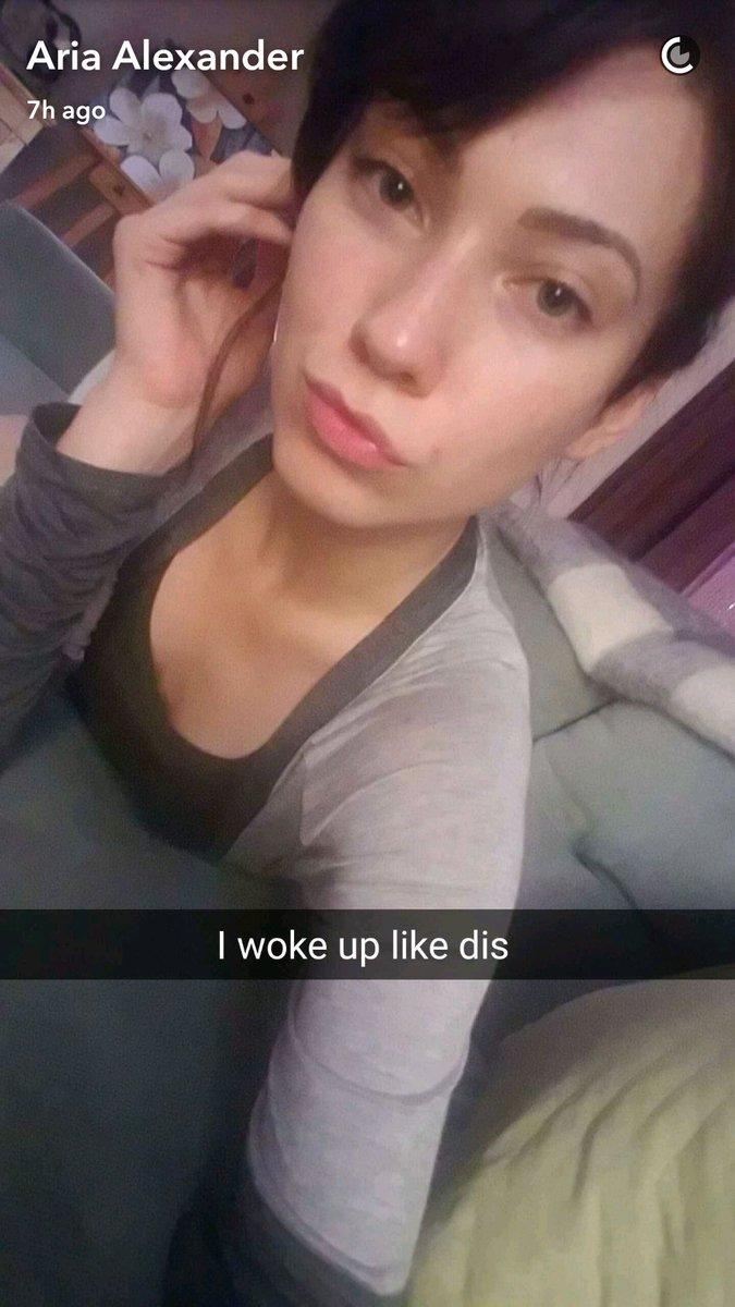 Aria Alexander Porn check out aria alexander's snapchat username