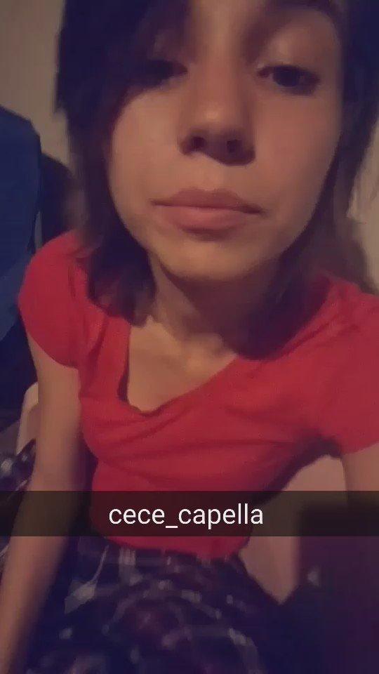 Cece capella snapchat