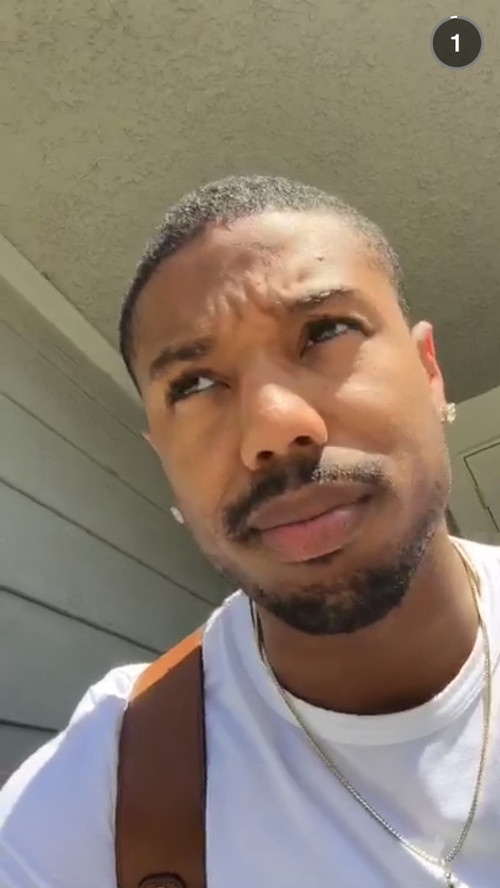 Check out Michael B Jordan's Snapchat username and find ... Ryan Phillippe