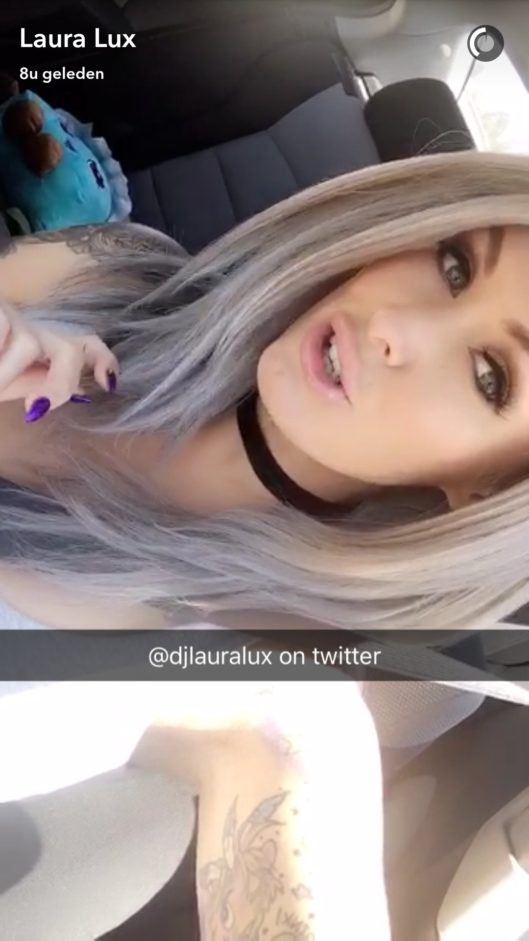 Laura Lux Private Snapchat